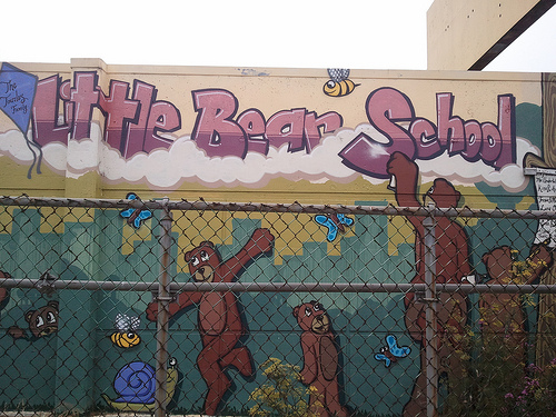 Little Bear School in San Francisco