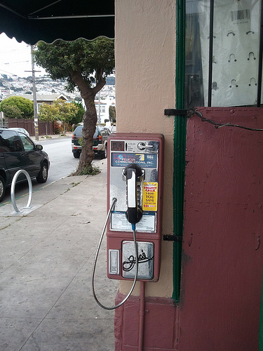 Payphone 2 in San Francisco