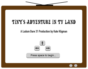 Tiny's Adventure in TV Land